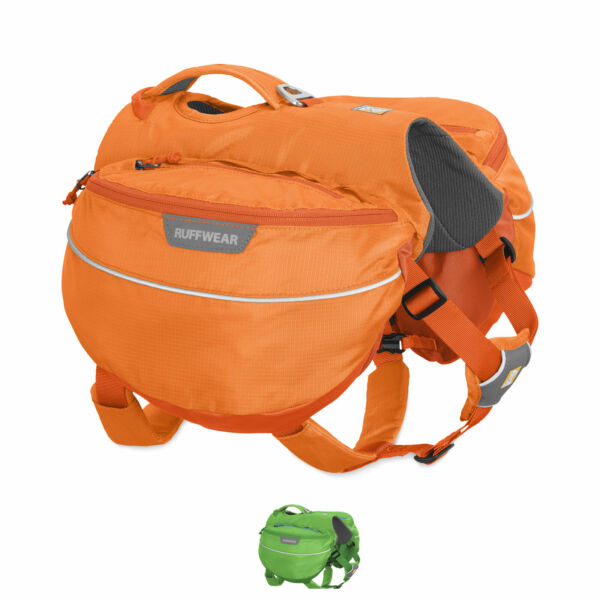 Ruffwear Approach Dog Gear Pack with Dual Saddlebags and Handle All Varieties $79.95