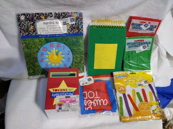Lot Of Children's Learning Home School Supplies (7)