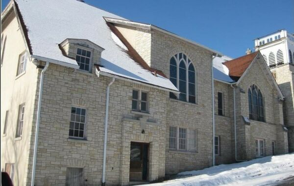 Church School owner financing 50K down payment Berlin Wisconsin Great small town