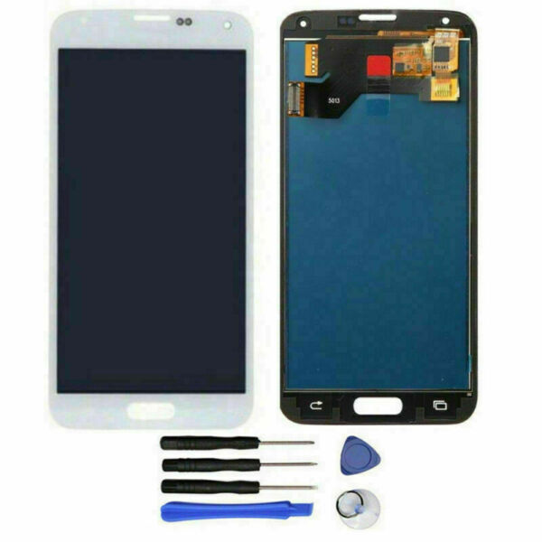 LCD For Samsung Galaxy S5 i9600 G900A G900F G900P Digitizer Touch Screen Display