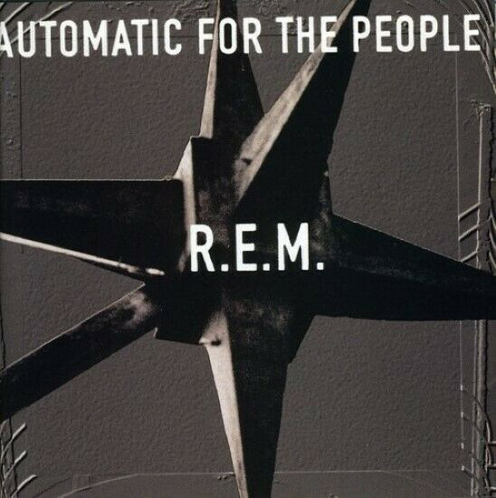Automatic For The People R.E.M. EACH CD $2 BUY AT LEAST 4 2016 07 01 Warne $4.99