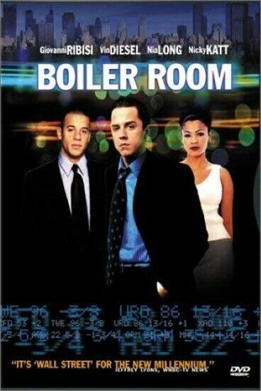 Boiler Room DVD Very Good Ben AffleckTom Everett ScottJamie KennedyRon $4.99