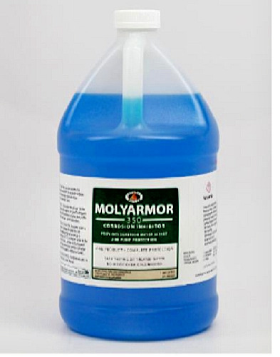 Central Boiler MolyArmor 350 Corrosion Inhibitor 1 Gal. Wood Boiler #2900630 $49.65