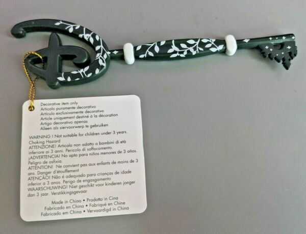 Exclusive Disney Store Opening Ceremony Key with Tag