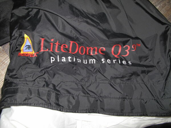 PHOTOFLEX Lite Dome Q3 Q39 Platinum Series SIZE is 24 x 30