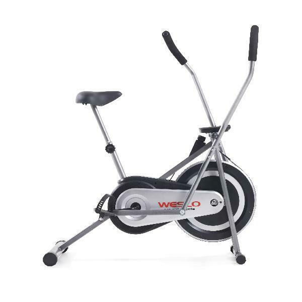 Exercise Fitness Bike Indoor Stationary Bicycle Cardio Workout Trainer Cycle Gym $124.37