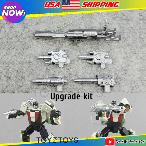 New Matrix Workshop M 30 Upgrade Kit For Earthrise Wheeljack Toy Upgrade kit