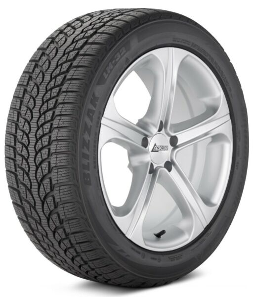 Bridgestone Tire 245 45R20 V BLIZZAK LM 32 Winter Snow Fuel Efficient