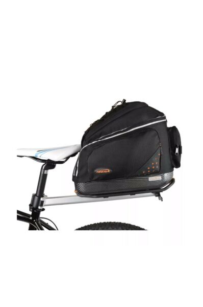 Ibera Bike Trunk Bag Clip On Bicycle Commuter Bag $69.99