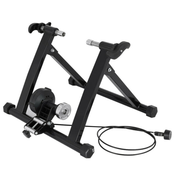 Bike Trainer Stand Magnetic Bicycle Stationary Stand For Indoor Exercise US $111.54