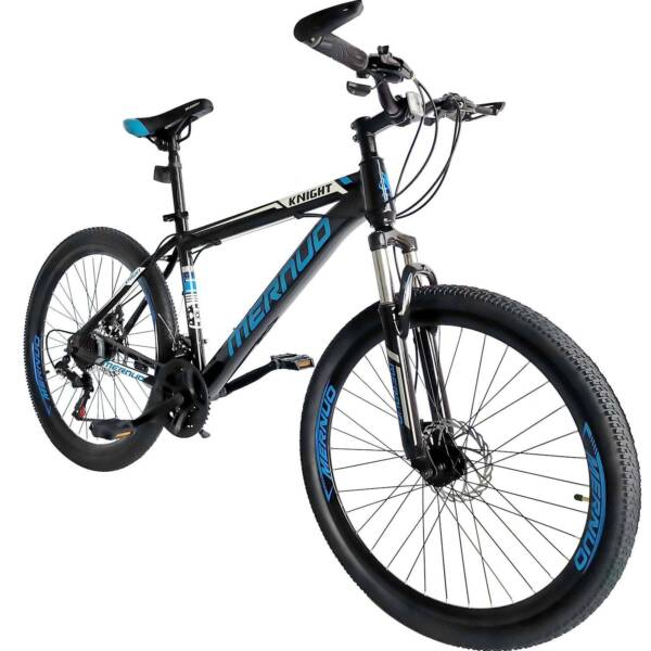 Folding Mountain Bike 26quot; Full Suspension Bicycle 21 Speed MTB Mens bikes $199.99