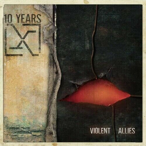 10 Years Violent Allies New CD $17.78