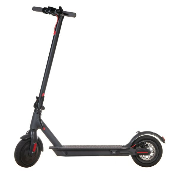 350W 400W Electric Foldable Scooter 15.8 Miles Range Cruise Control $308.00