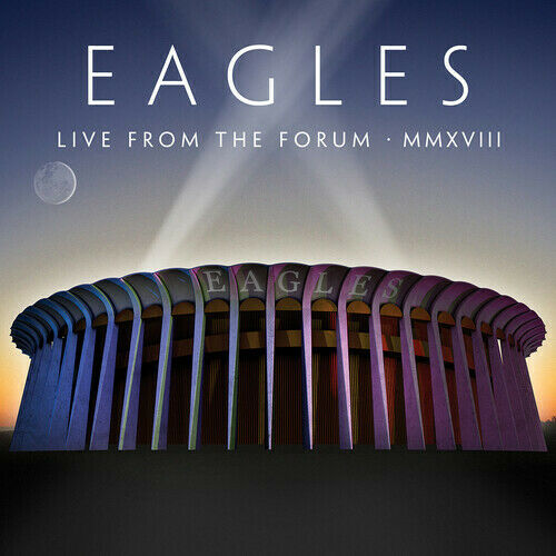 The Eagles Live From The Forum MMXVIII New CD With DVD $29.42