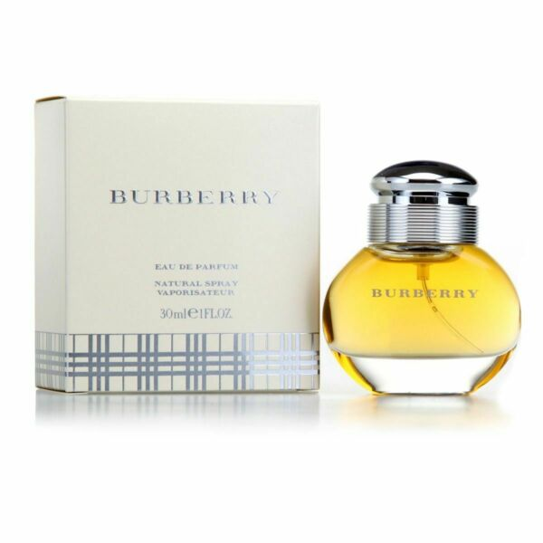 BURBERRY Classic for Women by Burberry 30ml 1.0oz EDP NEW in Box $21.59