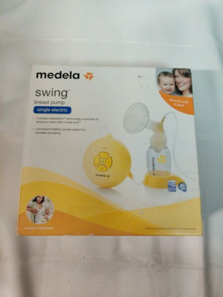 Medela Swing Single Electric Breast Pump Kit 67050 Brand New Factory Sealed