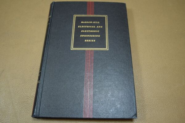 ELECTRIC AND ELECTRONIC ENGINEERING SERIES quot;WILLIAM H. HAYTquot; BOOK PT724 $10.00