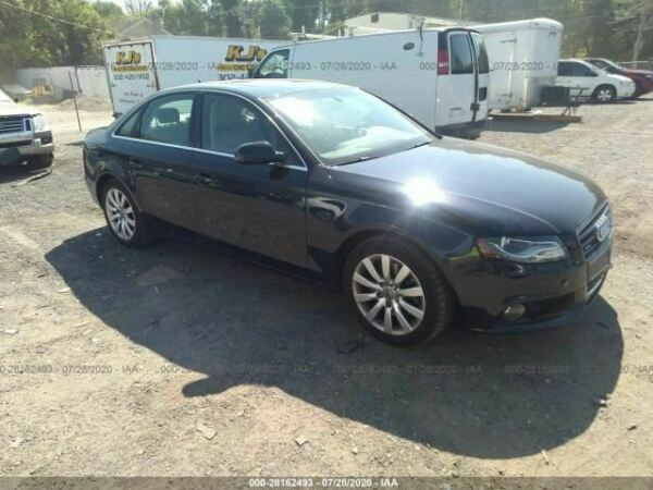 2009 2014 Audi A4 Carrier Assembly Rear Axle Sdn And SW 2.0L ID Kbu 2098592 $189.95
