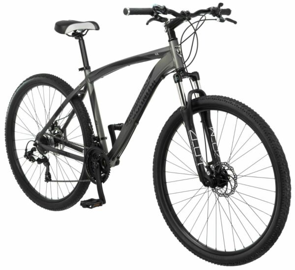 29quot; Men#x27;s Iron Horse Osprey Mountain Bike Grey IH2816SR $39.99