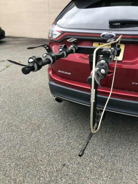 Thule Trailway 4 Folding Bike Hitch Rack with Cable Lock 2quot; Hitch $199.00