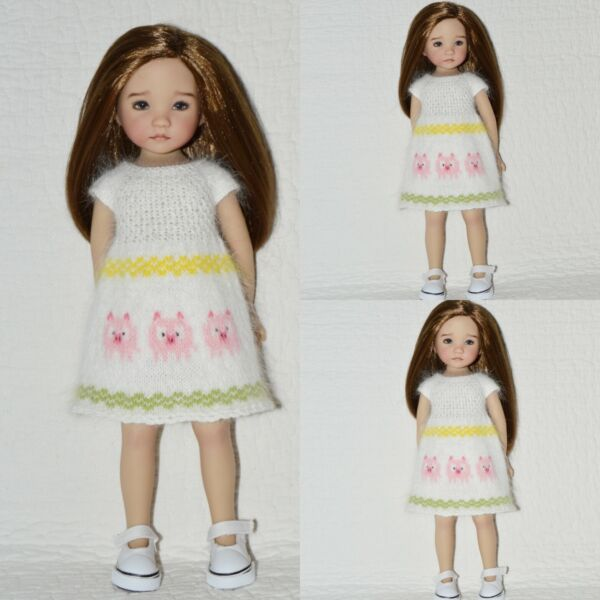 Dress for Little Darling Dianna Effner dolls bjd Fifi Mia Liz Frost