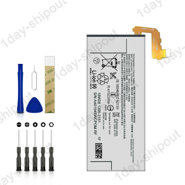 For Sony Xperia XZ Premium G8141 G8142 Replacement Battery Tool LIP1642ERPC $14.89