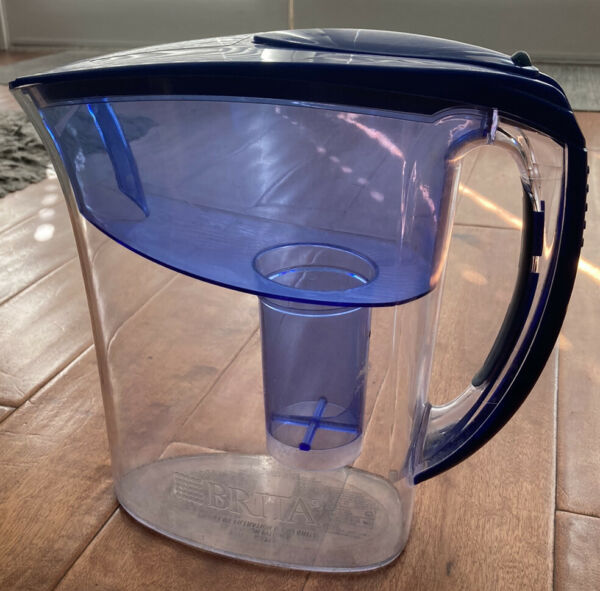 Brita Water Pitcher Holds 8 Cups