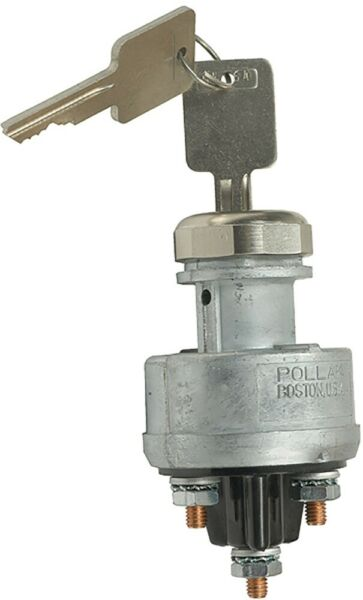 New 31 180P Pollak Ignition Switch for Universal