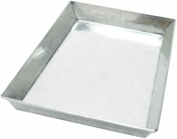 Minuteman International Ash Pan for 18quot; Fireplace Grates New