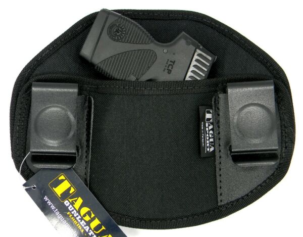 TAGUA RH LH NYLON DUAL CLIP IWB CONCEALMENT HOLSTER for SPRINGFIELD HELLCAT 3quot;