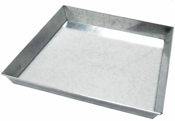 Minuteman International Ash Pan for 24quot; Fireplace Grates