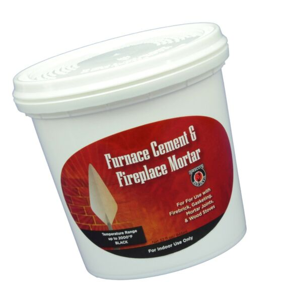 MEECO#x27;S RED DEVIL 1354 Furnace Cement and Fireplace Mortar Gray $29.99