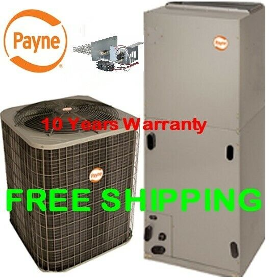 3 Ton R 410A 14SEER Complete Electric System Condenser Air Handler with Coil $2067.00