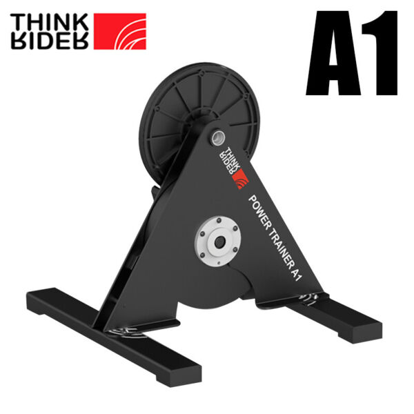 ThinkRider A1 Bike Trainer MTB Road Built in Power Meter ZWIFT PerfPro Preset 3% $289.99