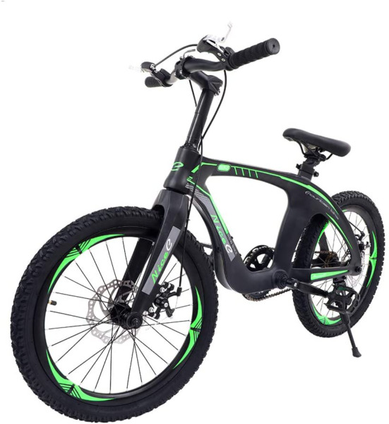 "NEW BMX Bike Mountain Bike 20"" Cycle Bicycle with Dual Disc Brakes Off Road $179.99"