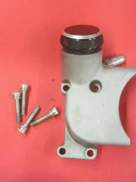 Genuine OEM #x27;05 Harley oil filler spout touring Twin Cam #62431 02 $24.00