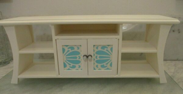 American Girl White Wood Dresser Furniture for 18quot; American Girl Doll EUC $64.99