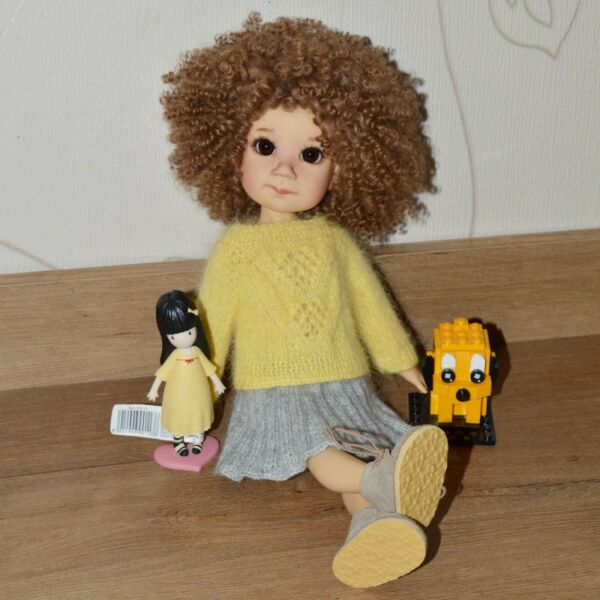 Outfit for Little Darling Dianna Effner dolls bjd Mia Fifi Liz Frost