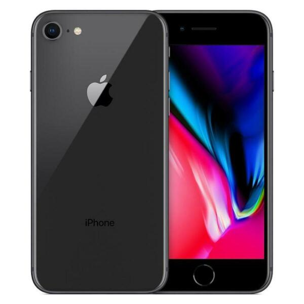 Apple iPhone 8 256GB Factory Unlocked ATamp;T T Mobile Gray Smartphone $199.99