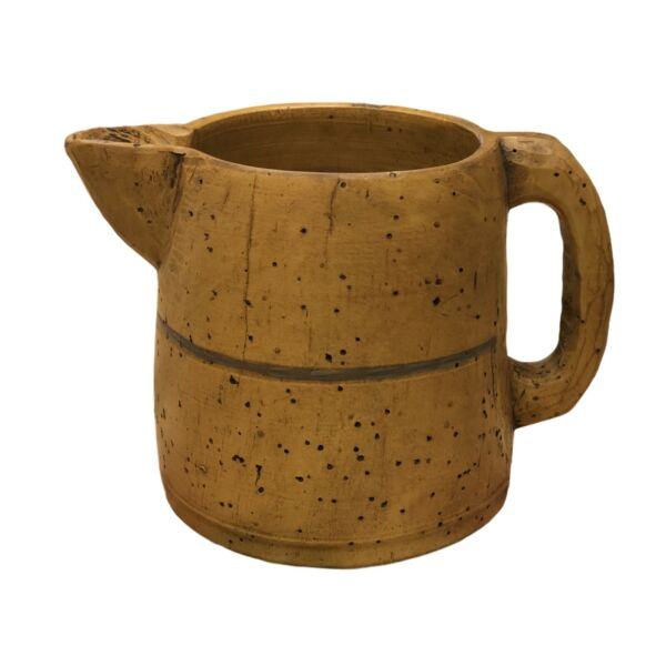 Salem Collection Treenware Pitcher