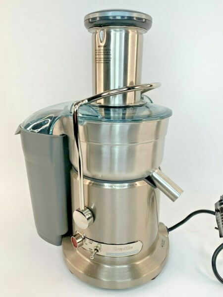 Breville 800JEXL Juice Fountain Elite Centrifugal Juicer Brushed Stainless Stee