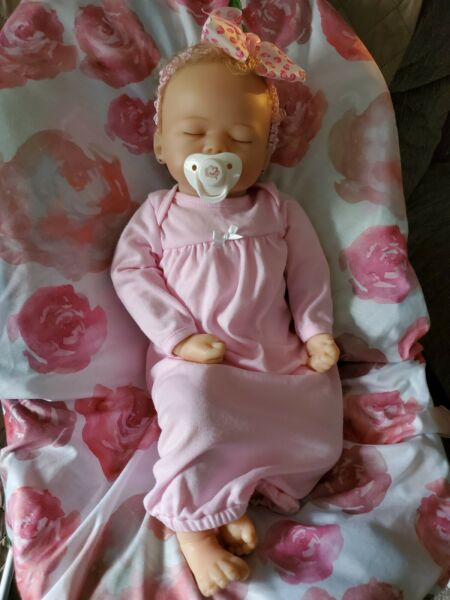 Ashton drake doll so truly real pre owned dolls