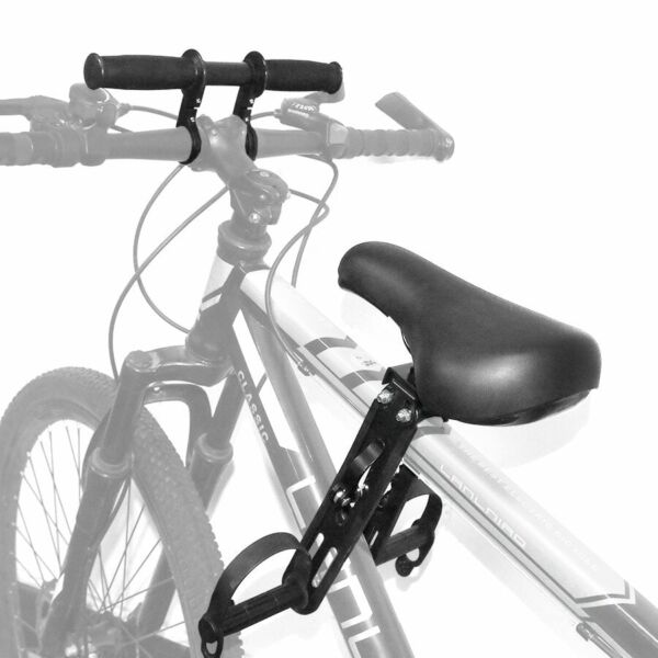 Front Mounted Child mtb Bike Seat for 2 3 4 5 year sold Soft baby mountain seat $58.99