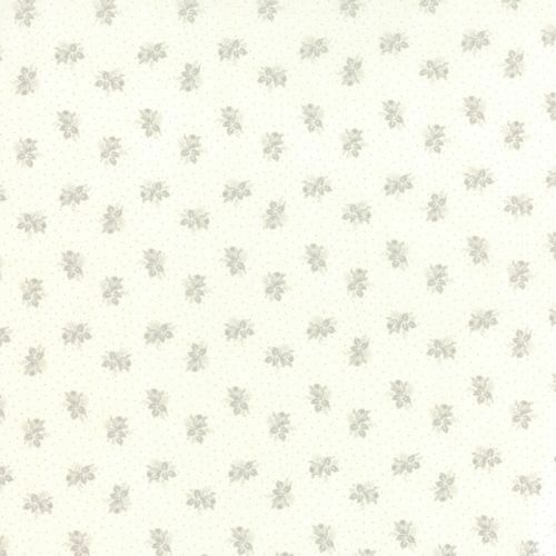 Whitewashed Cottage By 3 Sisters For Moda Linen Pebble Rosebud #44068 21