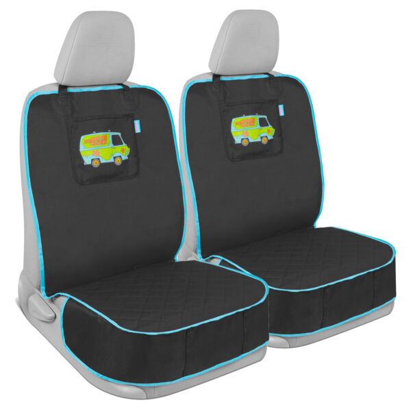 Scooby Doo 2 Pack Dog Front Seat Cover for Pets Auto Upholstery Protector $44.99