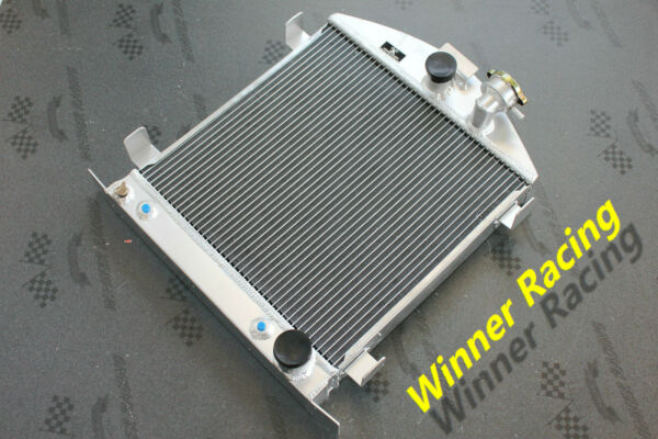 21.5quot; radiator fits Ford Model A 30 31 w 32 grill shell w Chevy 305 SB V8 engine