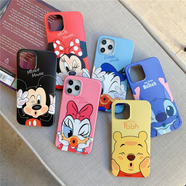 Cute Cartoon Soft Phone Case Cover For iPhone 11 12 Pro Max 6s 7 8 Plus XR SE XS $8.99