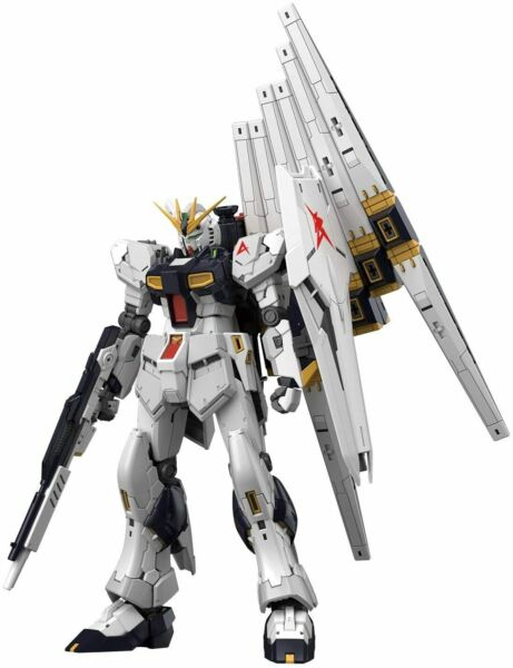 RG Mobile Suit Gundam Char#x27;s Counterattack ν Gundam 1 144 Scale Color coded