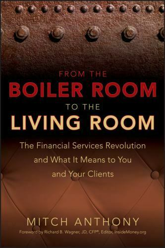 From the Boiler Room to the Living Room: The Financial Services Revolution a... $33.32