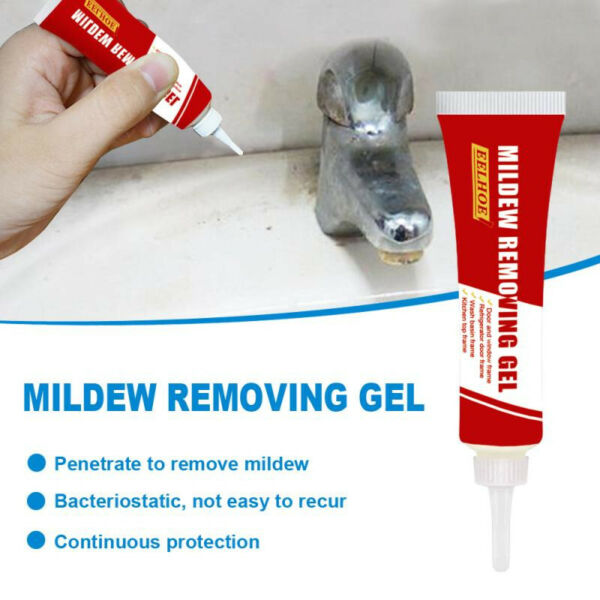 Mildew Removing Gel Mold Magic Remover Home Wall Tile Glass Glue Cleaning Tool